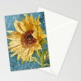 """""""Sunflower Daze"""" Stationery Cards"""