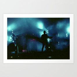 CLOSE ENCOUNTERS - Liam Howlett / The Prodigy Art Print