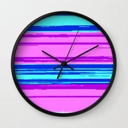 Late Friday Night Wall Clock