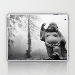 Morning Buddha Laptop & iPad Skin