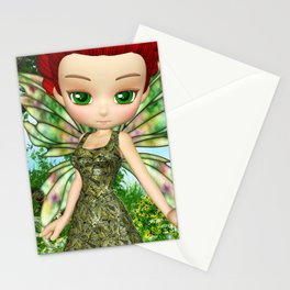 Lil Fairy Princess Stationery Cards