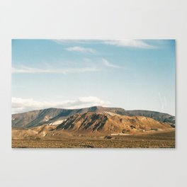 Desert Dreams 11 Canvas Print