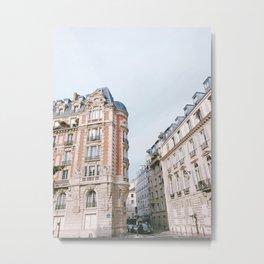 Paris Buildings Metal Print