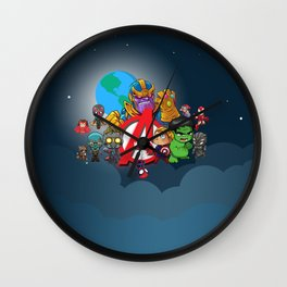 A Group of Remarkable People Wall Clock