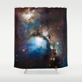 Reflection Nebula in Orion Shower Curtain