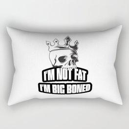 Big Boned Rectangular Pillow