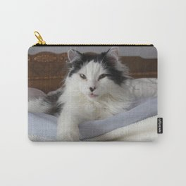 Blep in Bed Carry-All Pouch