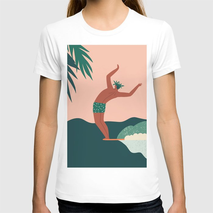 Go with a flow T-shirt