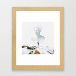 Definitive Framed Art Print