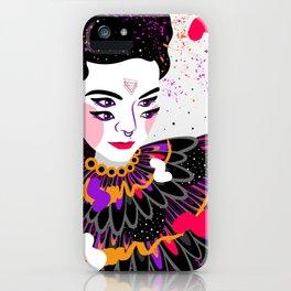 The dreams of Björk iPhone Case