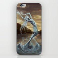 Water Nymph iPhone & iPod Skin