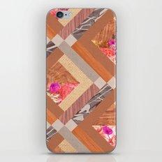 Cubed iPhone Skin