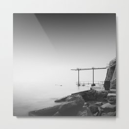 calm water Metal Print