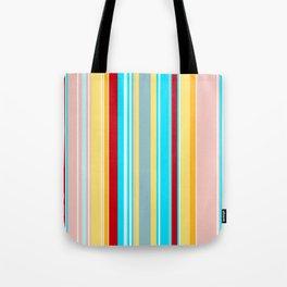 Stripes-024 Tote Bag