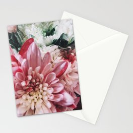 Glitter Bouquet Stationery Cards
