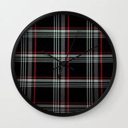 I Love Clark! Wall Clock