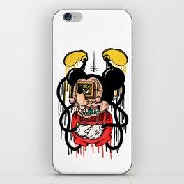 Rickey Rouse iPhone Skin