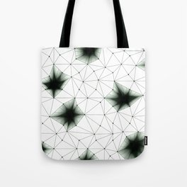 FLOWER NET Tote Bag