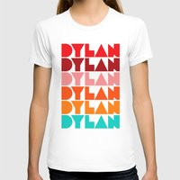 dylan T-shirts featuring Dylan by Jeremy Lin