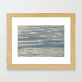 Above the Blue Dream Framed Art Print
