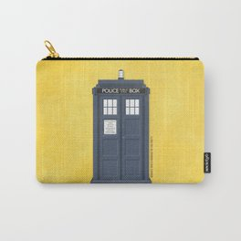 9th Doctor - DOCTOR WHO Carry-All Pouch