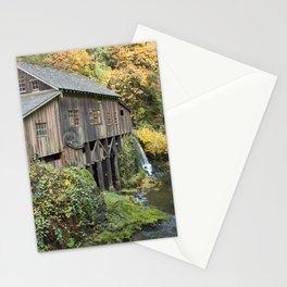 Cedar Creek Grist Mill Stationery Cards