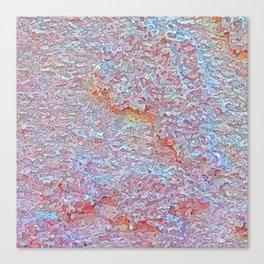 Stucco Mist Canvas Print