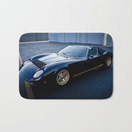 1971 Lamborghini Miura  Bath Mat
