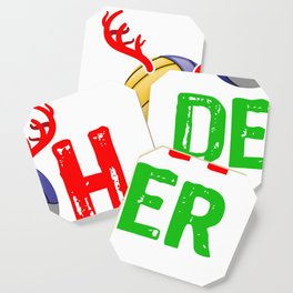 ohdeer volleyball Coaster
