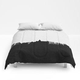 City Skylines: Saskatoon Comforters