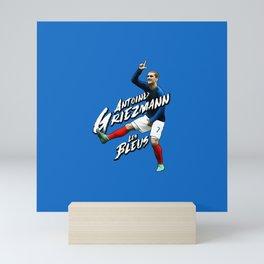 Griezmann Take The L Mini Art Print