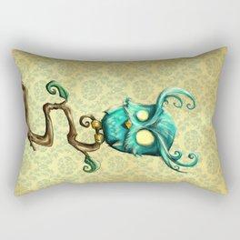 Whoo Dis Rectangular Pillow