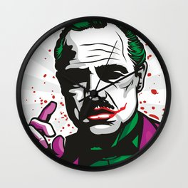 The JokeFather Wall Clock