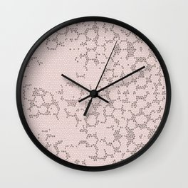 what a mood Wall Clock