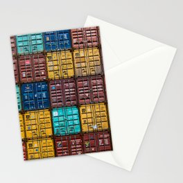 container forest Stationery Cards