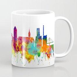 Duisburg Germany Skyline Coffee Mug