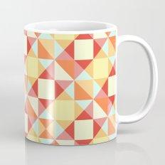 Autumn Breeze Triangle Pattern Mug