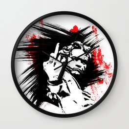 Beethoven FU Wall Clock