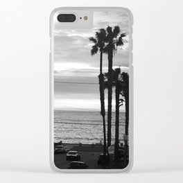 Classic Redondo Beach Clear iPhone Case