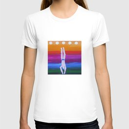 An Olympic Diver Under the Limelights T-shirt