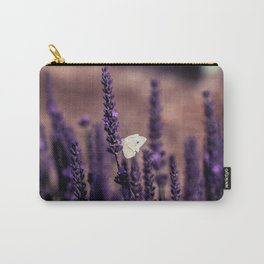 Lavender Serenade Carry-All Pouch