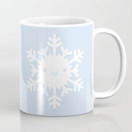 Kawaii Snowflake Coffee Mug