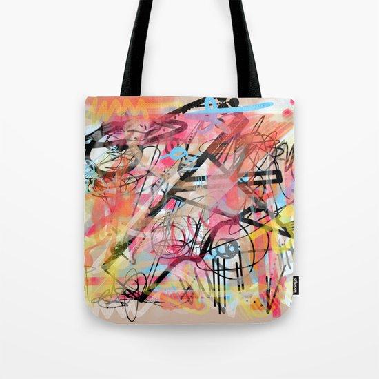 Colores Tote Bag