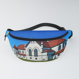 St. Mary's Church rear view Fanny Pack