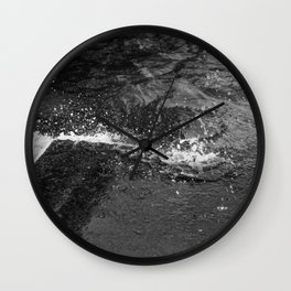water and me 2 Wall Clock