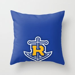 Rollins College Throw Pillow