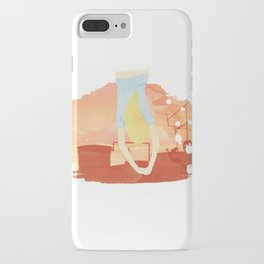 Waking Winter iPhone Case