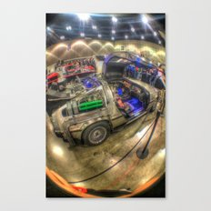 Lets Go Back to the Future! Canvas Print