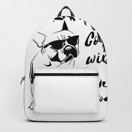 Co ty wiesz, w nogach spisz Backpack