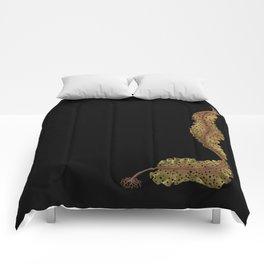 Sea Colander Comforters
